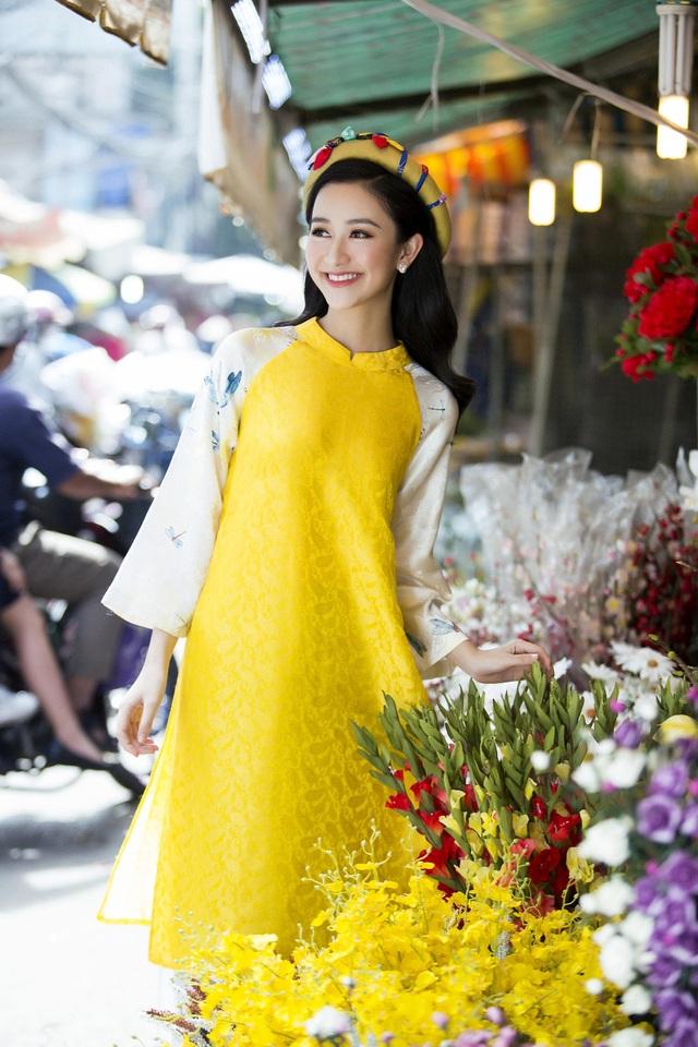 Á hậu Hà Thu bồi hồi nhớ Tết tuổi thơ ở cố đô Huế - 15
