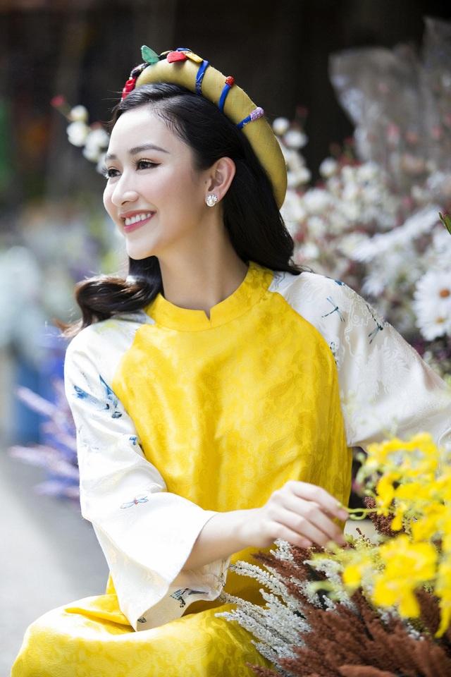 Á hậu Hà Thu bồi hồi nhớ Tết tuổi thơ ở cố đô Huế - 14