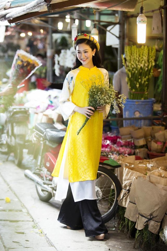 Á hậu Hà Thu bồi hồi nhớ Tết tuổi thơ ở cố đô Huế - 13