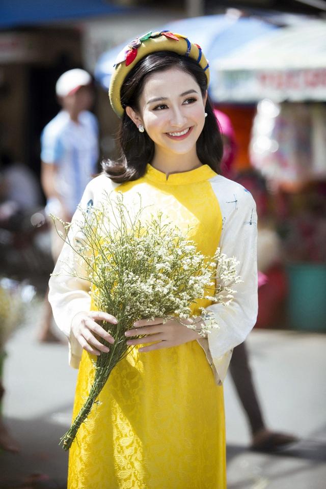 Á hậu Hà Thu bồi hồi nhớ Tết tuổi thơ ở cố đô Huế - 11