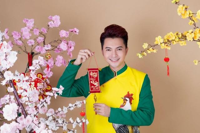 Tết Đinh Dậu với Nam Cường là những khoảnh khắc vô cùng hạnh phúc.