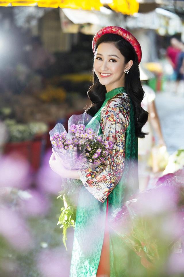 Á hậu Hà Thu bồi hồi nhớ Tết tuổi thơ ở cố đô Huế - 2