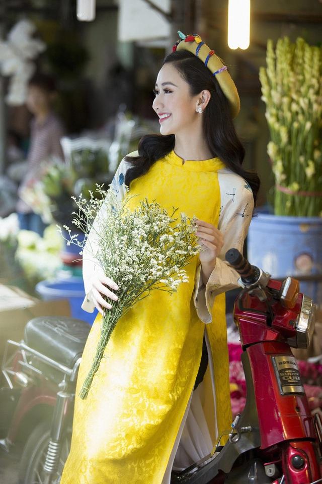 Á hậu Hà Thu bồi hồi nhớ Tết tuổi thơ ở cố đô Huế - 16