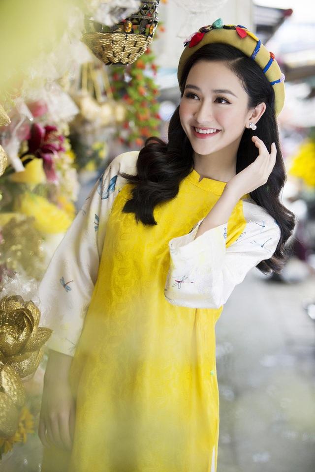 Á hậu Hà Thu bồi hồi nhớ Tết tuổi thơ ở cố đô Huế - 1