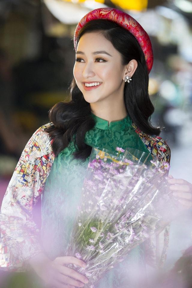 Á hậu Hà Thu bồi hồi nhớ Tết tuổi thơ ở cố đô Huế - 4