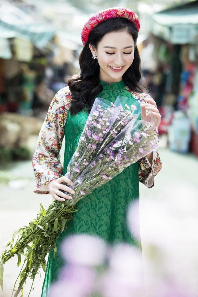 Á hậu Hà Thu bồi hồi nhớ Tết tuổi thơ ở cố đô Huế - 5