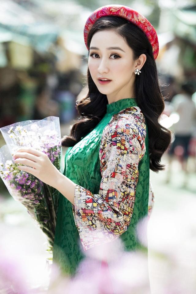 Á hậu Hà Thu bồi hồi nhớ Tết tuổi thơ ở cố đô Huế - 3