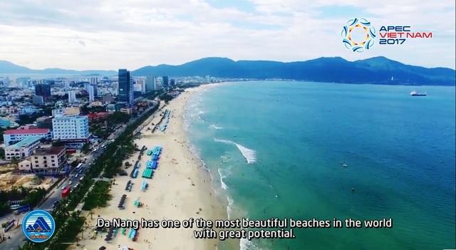 Đà Nẵng sở hữu một trong những bãi biển đẹp nhất hành tinh