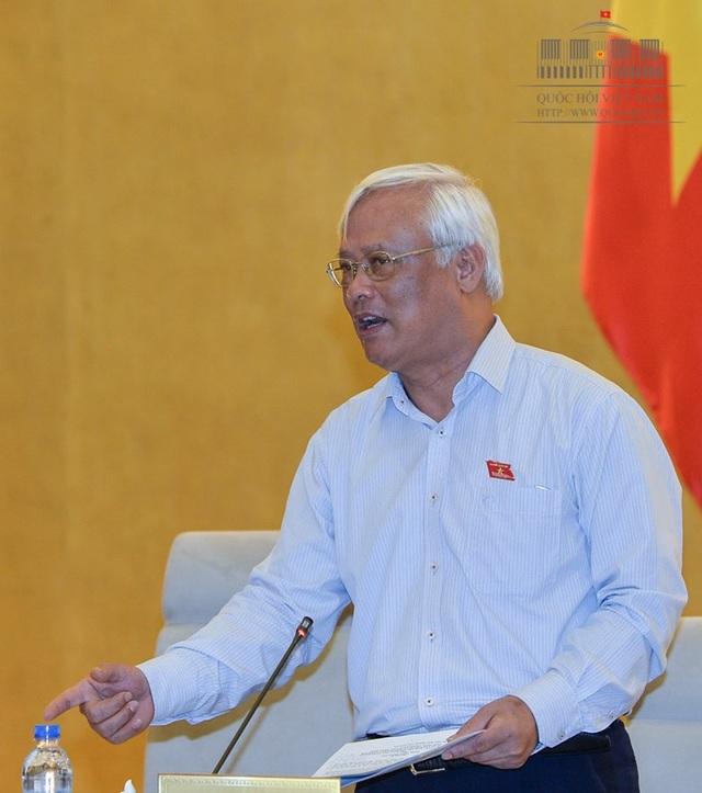 Phó Chủ tịch Quốc hội Uông Chu Lưu nhận định, người thân của người bị oan sai cũng chịu thiệt hại lớn về tinh thần