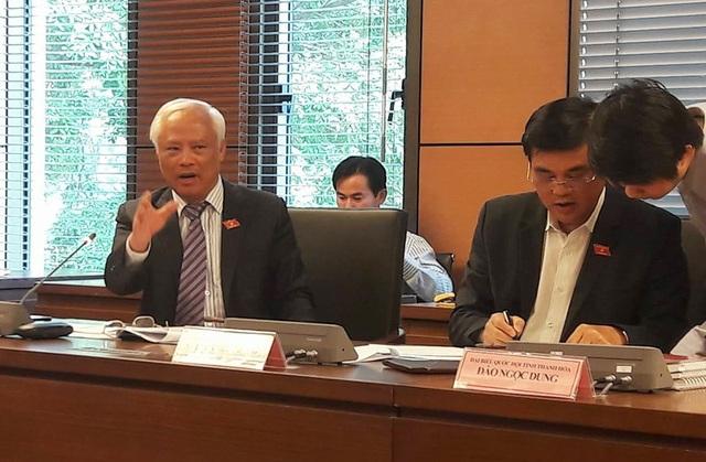 Phó chủ tịch Quốc hội Uông Chu Lưu ủng hộ quan điểm xem xét tố cáo với cả cán bộ đã nghỉ hưu.