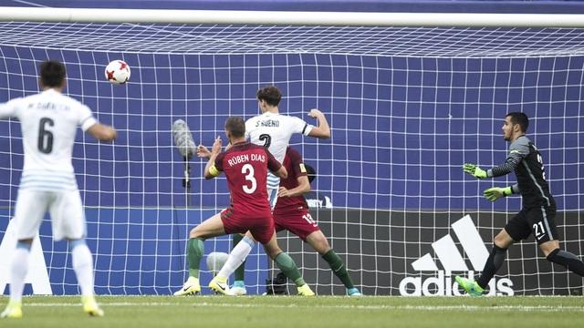 U20 Bồ Đào Nha là đội sắc sảo hơn trong tấn công