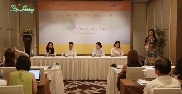 """Ra mắt chương trình truyền hình thực tế """"Vẻ đẹp phụ nữ Á Đông"""" - 3"""