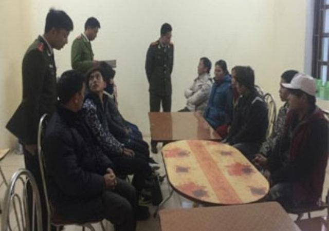 Công an Thanh Hóa đã phát hiện và bắt giữ nhiều vụ đưa người xuất cảnh trái phép sang Trung Quốc