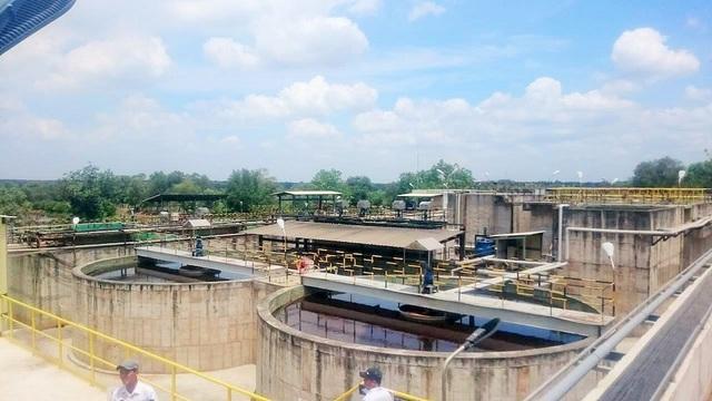 Vedan đã chi hơn 33 triệu USD để đầu tư hệ thống xử lý nước thải với công suất 9300m3/ngày