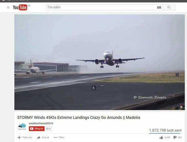 Đoạn video chia sẻ trên Youtube có tới gần 2 triệu lượt xem.