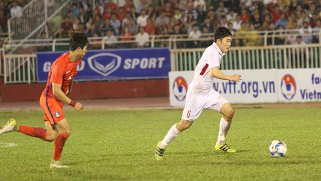 Xuân Trường vẫn sẽ là ông chủ nơi tuyến giữa của U23 Việt Nam (ảnh: Trọng Vũ)