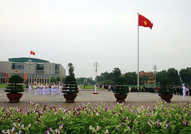 Lãnh đạo Đảng, Nhà nước vào Lăng viếng Chủ tịch Hồ Chí Minh - 10