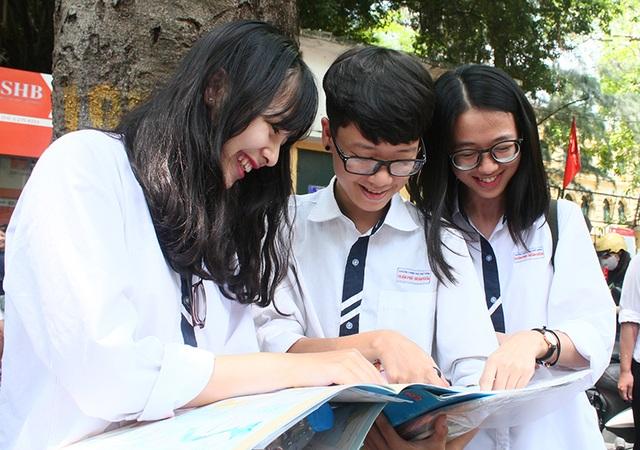 Toàn cảnh điểm chuẩn các trường ĐH, CĐ năm 2017 - 1