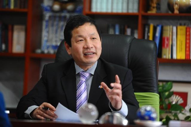 Ông Trương Gia Bình, Chủ tịch HĐQT Tập đoàn FPT