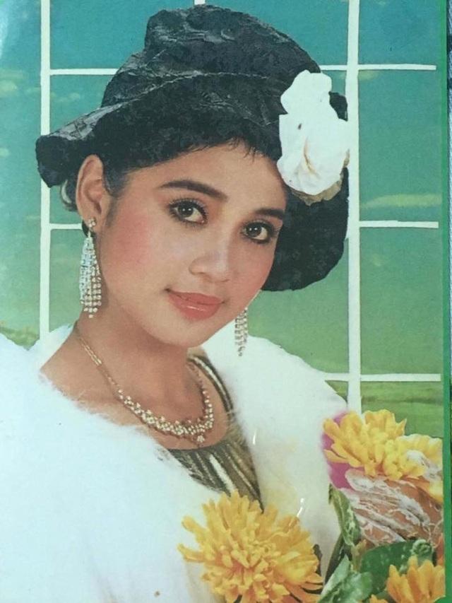 Ngôi sao của điện ảnh Việt thập niên 90 cho rằng, dù chị nổi tiếng và thành công nhưng không bao giờ quên được thuở cơ hàn. Ảnh: NVCC.