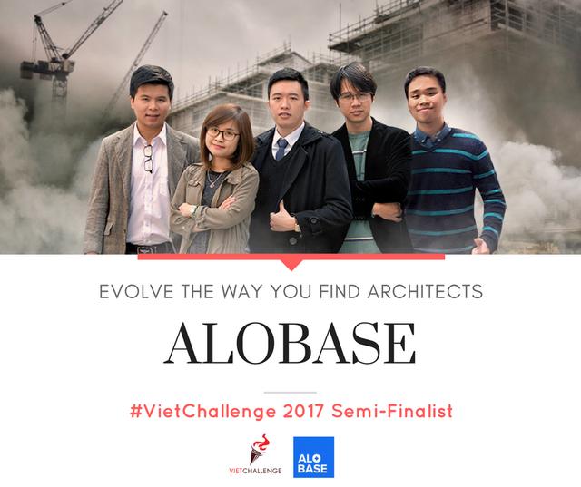 Alobase là một kênh thông tin trực tuyến tự động kết nối kiến trúc sư và người sử dụng. Dựa theo yêu cầu mà người dùng đưa ra, Alobase sẽ sử dụng các thuật toán để ghép những yêu cầu này với kiến trúc sư phù hợp nhất. Alobase cho phép những doanh nghiệp nhỏ, hay những gia đình có nhu cầu tìm kiếm kiến trúc sư, thiết kế một cách nhanh chóng, tiết kiệm, và chất lượng.