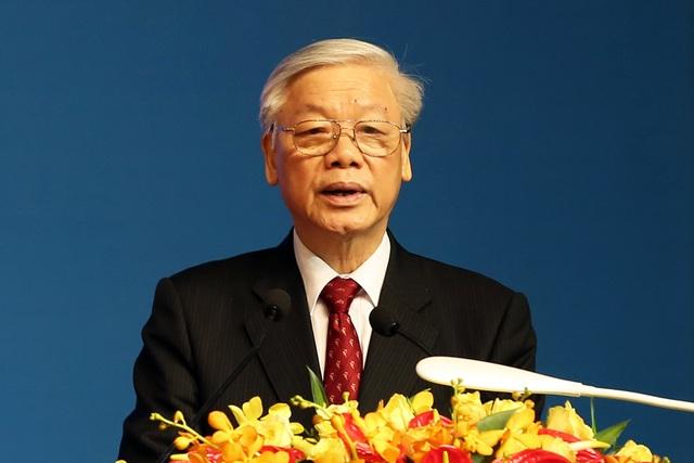 Tổng Bí thư Nguyễn Phú Trong thăm Indonesia và Myanmar từ ngày 22 - 26/8 (ảnh: Quý Đoàn)