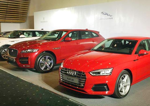 Thương hiệu tham gia Triển lãm ôtô quốc tế 2017 hầu hết là các thương hiệu châu Âu; duy chỉ có Subaru là thương hiệu Nhật Bản