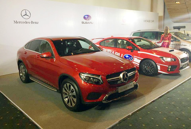 Mercedes-Benz Việt Nam sẽ tham gia triển lãm ôtô quốc tế 2017, trong khi đó sẽ để thương hiệu xe tải Fusso góp mặt tại triển lãm dành cho các thành viên VAMA