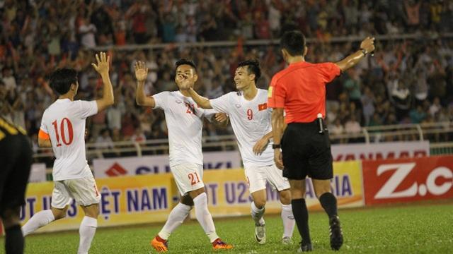 U23 Việt Nam đã có chiến thắng ý nghĩa trước U23 Malaysia