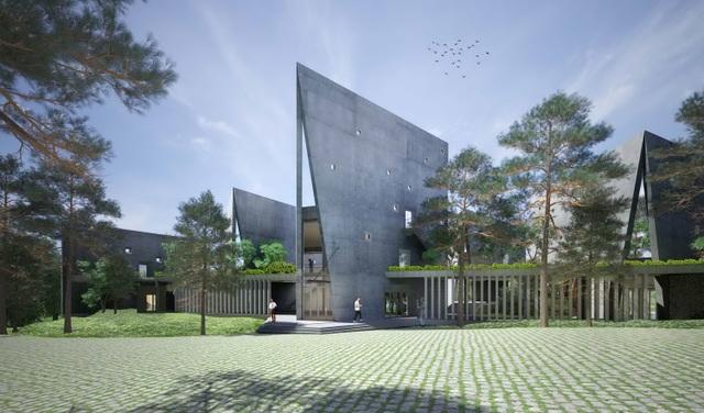 Kiến trúc Việt Nam đoạt giải thưởng trong ngày đầu tiên của WAF 2017 - 6