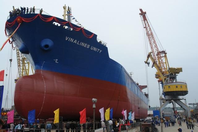 Tổng Công ty Hàng hài Việt Nam (Vinalines) thuộc nhóm các doanh nghiệp có dự án đầu tư không hiệu quả (ảnh minh hoạ)