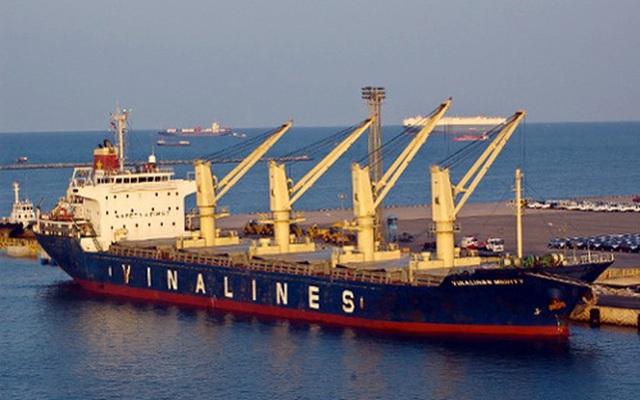 Vinalines gặp nhiều khó khăn trong bối cảnh sụt giảm của thị trường