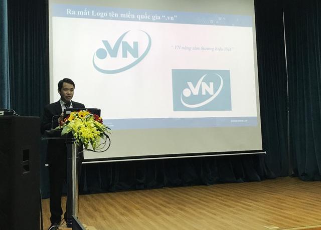 VNNIC ra mắt logo tên miền quốc gua .VN mới.