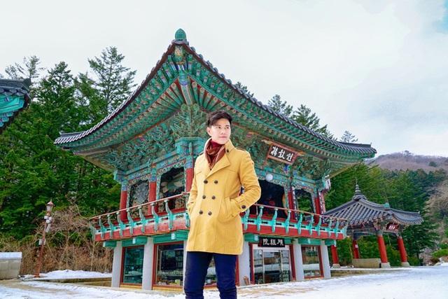 Nơi đây có rất nhiều địa điểm du lịch, từ những địa danh lịch sử đến những nơi có cảnh đẹp nổi tiếng. Daegwallyeong-myeon, nơi có nông trại Samyang nằm trên cao nguyên xa xôi, trang trại cừu, các di tích Phật giáo Buddhist relics, công viên quốc gia Odaesan, nông trại Herbnara...