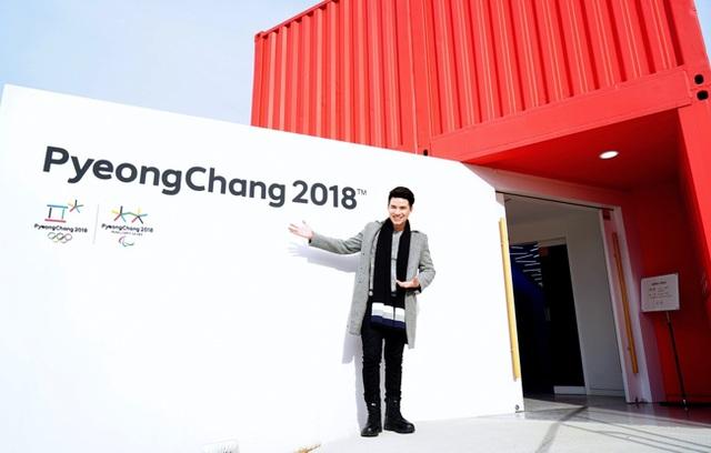 Vừa qua, MC Vũ Mạnh Cường đã vinh dự trở thành một trong những người Việt Nam đầu tiên được Tổng cục Du lịch Hàn Quốc mời khám phá địa điểm tổ chức Thế vận hội Olympic vào năm 2018 sắp tới do Hàn Quốc và Nhật hợp tác tổ chức.