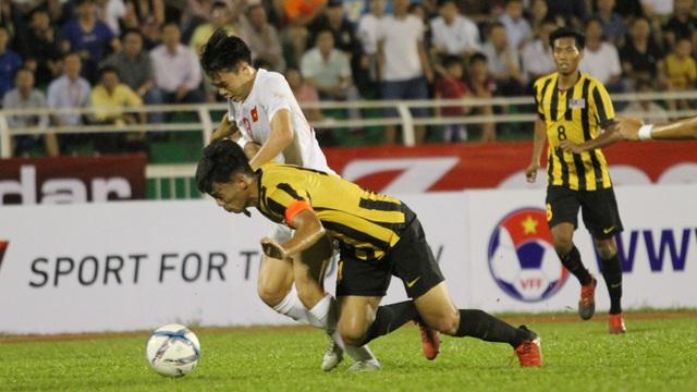 U23 Malaysia tối 7/2 chỉ đáng gờm ở... cái tên (ảnh: Trọng Vũ)