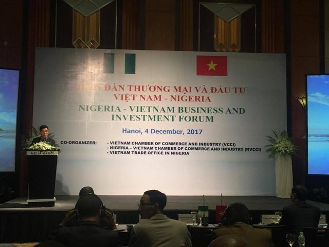 Việt Nam xuất siêu gần như tuyệt đối vào Nigeria - 2