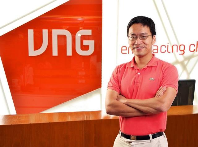 Ông Lê Hồng Minh, Chủ tịch kiêm CEO VNG.