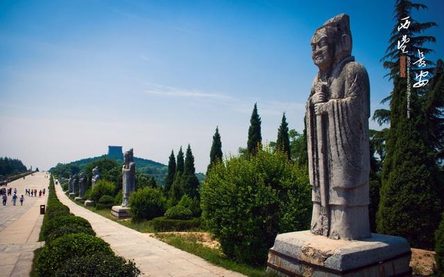 Những lăng mộ bí ẩn nhất trong lịch sử Trung Quốc (P2) - 3