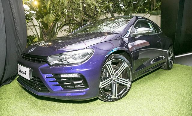 Volkswagen lại đưa mẫu Scirocco về lại Việt Nam - 1