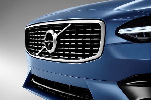"""Volvo """"đoạn tuyệt"""" với động cơ diesel - 1"""