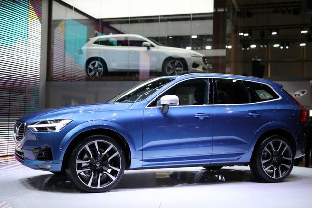 Volvo XC60 thế hệ mới - Hành trình mới - 1