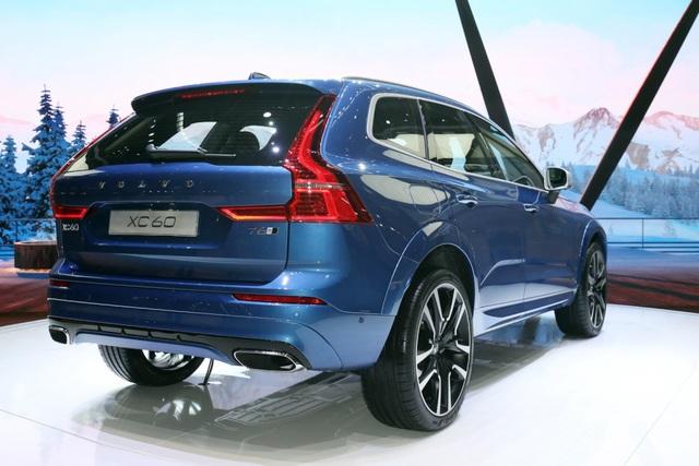 Volvo XC60 thế hệ mới - Hành trình mới - 5