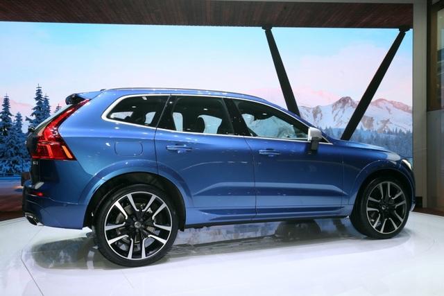 Volvo XC60 thế hệ mới - Hành trình mới - 4