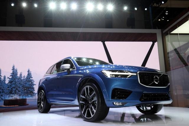 Volvo XC60 thế hệ mới - Hành trình mới - 2