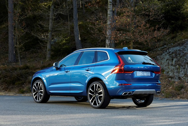 Volvo XC60 thế hệ mới - Hành trình mới - 9