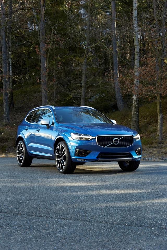 Volvo XC60 thế hệ mới - Hành trình mới - 6