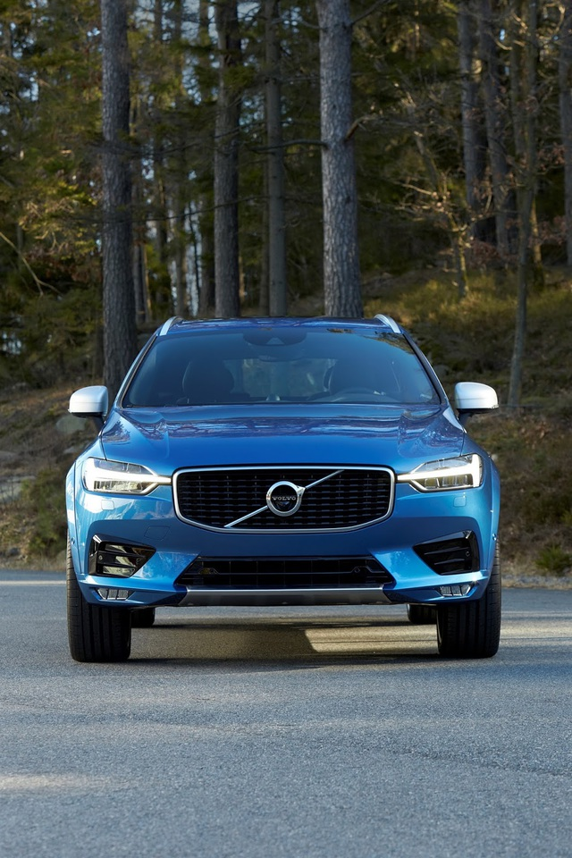 Volvo XC60 thế hệ mới - Hành trình mới - 8