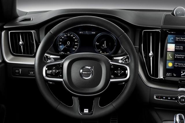Volvo XC60 thế hệ mới - Hành trình mới - 11
