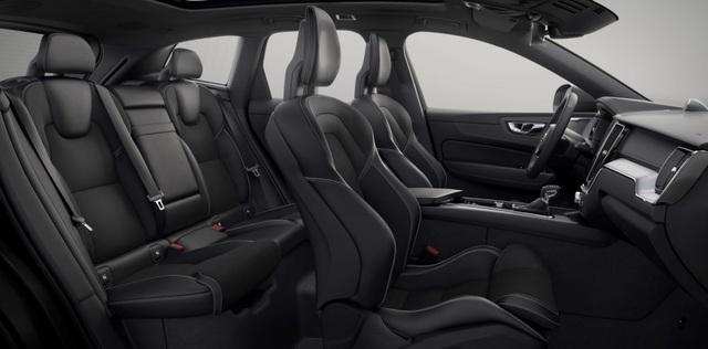 Volvo XC60 thế hệ mới - Hành trình mới - 14